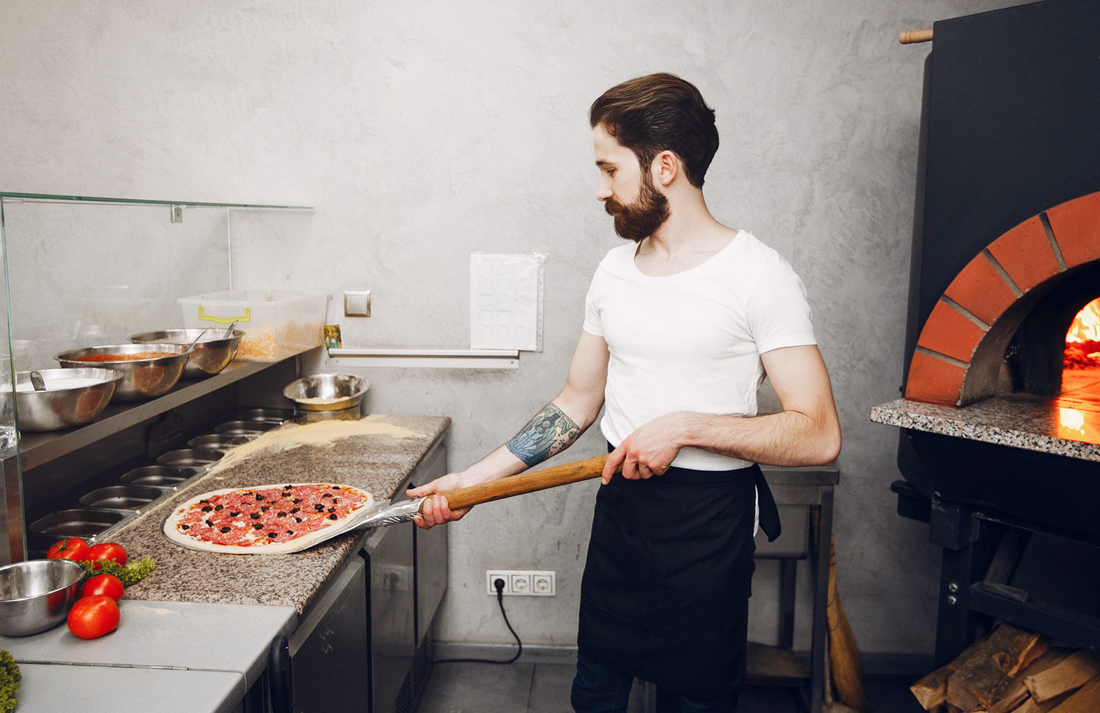 TPV-Techni-Web -pizzerias